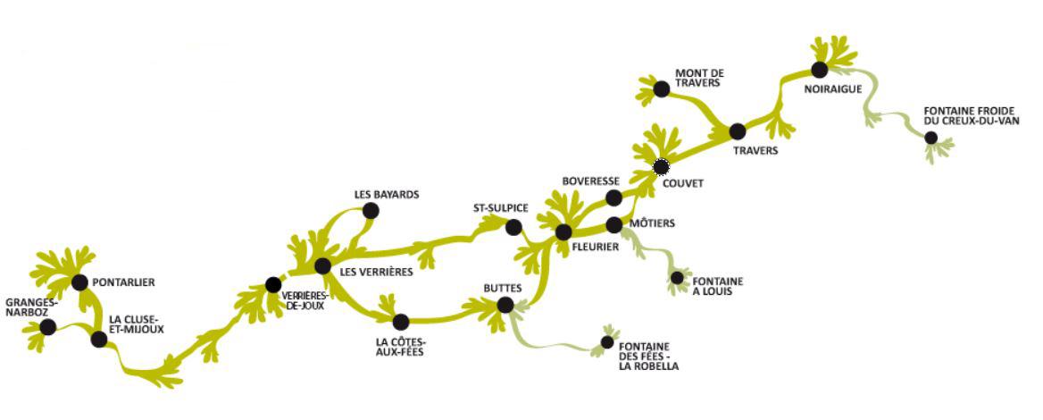 Resultado de imagen de Absinthe route